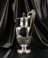 Edwardian Silver Coffee Pot Made by Elkington & Co (8 of 8)