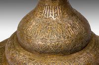 19th Century Syrian Standard Lamp (5 of 6)