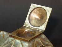 Parisian bronze caster  Inkwell. (7 of 8)