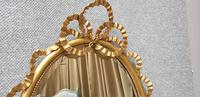 Outstanding Victorian English Gilt Mirror (10 of 10)