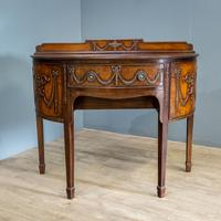 Neo Classical Demi Lune Sideboard (12 of 13)