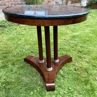 Mahogany Gueridon or Centre Table (5 of 5)
