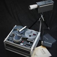 Sony Cv-2000 Videocorder & Camera- World's 1st Vtr