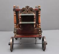 Early 20th Century Model of a Circus Wagon (10 of 10)