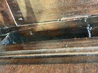 Late 18th Century Box Seated Oak Settle (7 of 19)