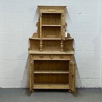 Antique Pine Ladies Dresser (2 of 7)