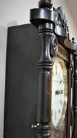 Early 1890's Anglo-American Striking Wall Clock (3 of 8)