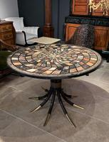 Large Italian 19th Century Specimen Marble Top Centre Table (14 of 14)