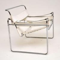 1960's Vintage Wassily Armchair by Marcel Breuer for Gavina (2 of 12)