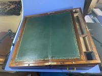 Georgian Brassbound Mahogany Writing Slope (22 of 24)