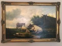 Edwin J Lambert Oil on Canvas