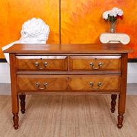 Chest of Drawers Edwardian Mahogany (11 of 11)