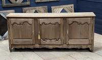French Bleached Oak Enfilade or Sideboard (4 of 11)