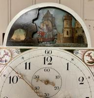 Rocking Ship Longcase Clock (13 of 15)