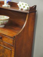 George IV Side Cabinet in Mahogany (6 of 10)