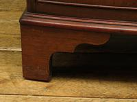 Small Antique Reproduction Chest of Drawers, Quality Piece (8 of 13)