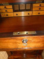 Fine English Regency Davenport Desk (3 of 14)
