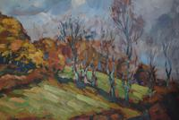 Bob Vigg Landscape Oil Painting West Cornwall (3 of 10)