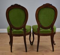 Pair of Continental Carved Chairs (6 of 13)