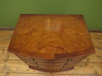 Small Antique Reproduction Chest of Drawers, Quality Piece (10 of 13)