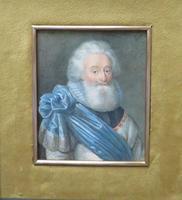 Miniature Portrait 2nd Lord Fairfax English Civil War (2 of 6)