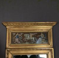 Swedish Gustavian Period Giltwood Pier Mirror (8 of 8)