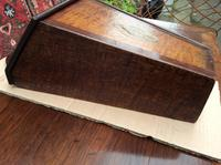 Georgian Oak Knife Box (2 of 6)