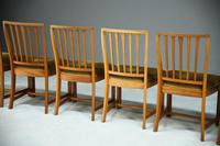 6 Retro McIntosh Dining Chairs (6 of 9)