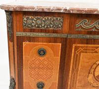Scandinavian Commode Marquetry Chest of Drawers c.1920 (8 of 15)