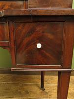 Antique 19th Century Carlton House Desk Mahogany Writing Table of Immense Character (18 of 30)