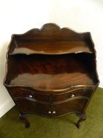 Mahogany Bedside Cabinet / Cupboard (4 of 6)