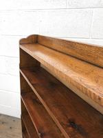 Early 20th Century Antique Oak Bookcase (6 of 9)