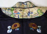 19th Century Chinese Silk Embroidered Robe (11 of 11)