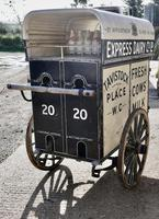 Edwardian Express Dairy Delivery Milk Cart (6 of 11)