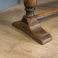 Distressed Refectory Table (6 of 11)