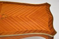 Antique French Inlaid Marquetry Coffee Table (3 of 8)