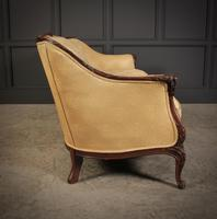French Walnut Couch (12 of 16)