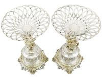 Sterling Silver Centrepieces - Antique Victorian 1860 (22 of 24)