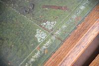 Antique Oak Edwardian Desk (9 of 12)