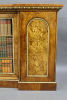 Exceptional Walnut & Ormolu Side Cabinet (2 of 5)