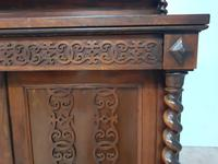 Victorian rosewood chiffonier (6 of 6)