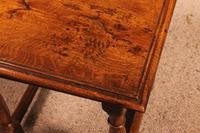 French Stool in Oak - 17th Century (8 of 10)