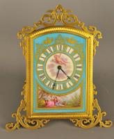 Thomas Cole Style Porcelain Dial Strutt Clock (2 of 12)