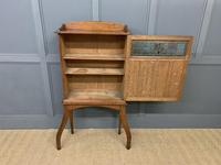 Arts and Crafts Oak Cabinet c.1890 (7 of 11)