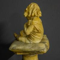 Victorian Marble Figure (10 of 13)