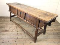 Unusual Oriental Elm Altar Table Sideboard (13 of 18)
