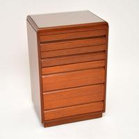 Art Deco Mahogany Side Chest of Drawers by Betty Joel (2 of 12)