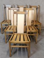 Set of Six Ercol Golden Dawn Dining Chairs (5 of 14)