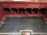 Small George III Period Military Secretaire Chest (3 of 9)