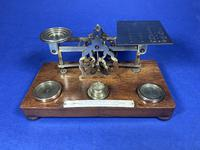 Victorian Mordan Letter Scales. (3 of 19)